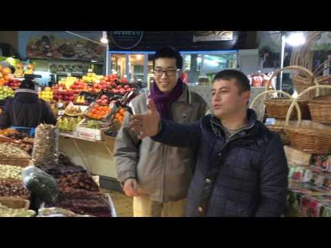 (Türkçe/ Русский) I love Uzbek/ Azeri people, Uzbek kardeşlerimize selamlar !