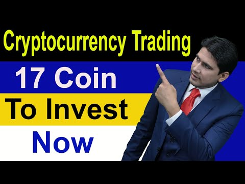 Cryptocurrency Trading 17 Coin To Invest Now Bittrex/Polonie