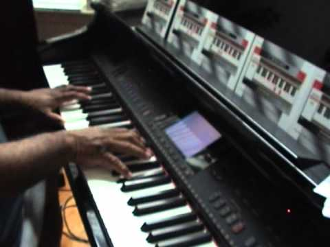 Gospel Piano: Learn Passing Chords (final result)