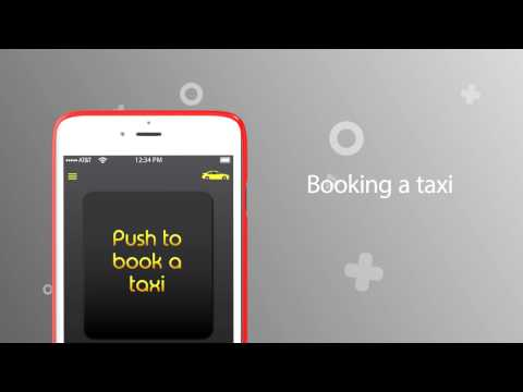 One touch Taxi booking