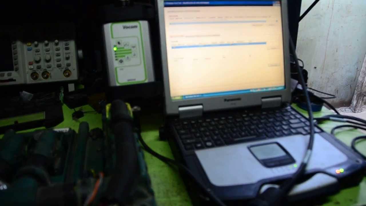 volvo vocom 88890300 tech tool 1,12 - youtube