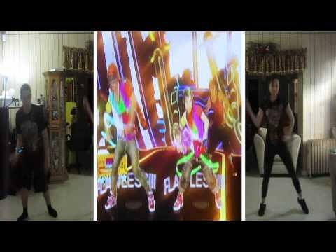 Dance Central 2: Party Rock Anthem (DLC - Hard/Gold - Co-op) Hi-Def