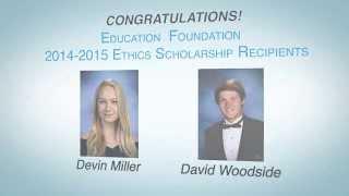 BBB 2015 Scholarship Video