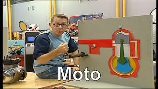 Qu'est-ce qu'un moteur à deux temps ? - C'est pas sorcier