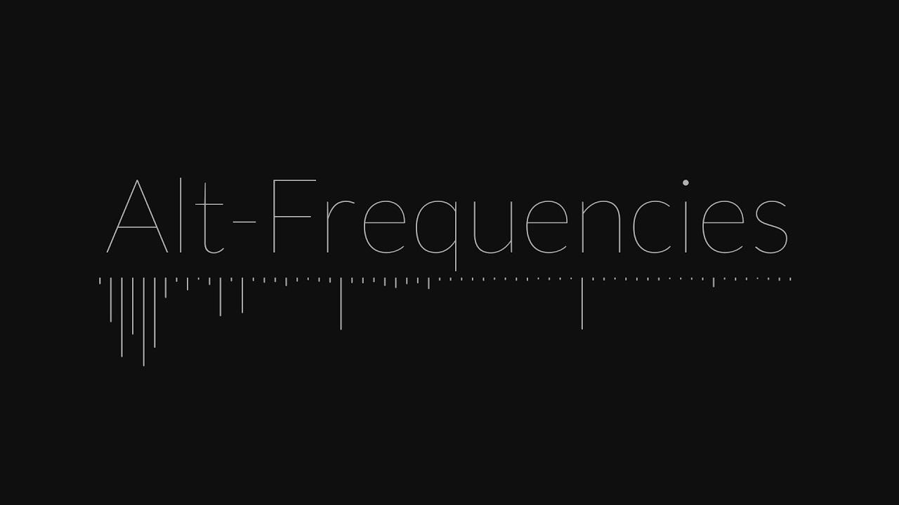 Logo Alt-Frequencies Accidental Queens