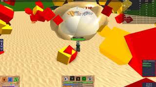 Roblox: Elemental Battleground - Where were you Xanderrock98? :)