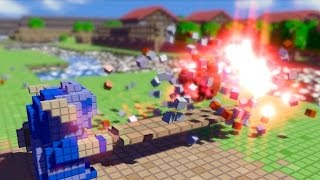 3D Dot Games Heroes Review