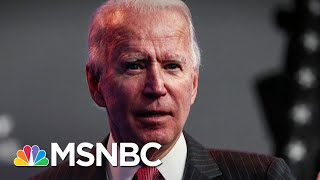 Trump Allows Biden Transition To Proceed, But Won't Concede | The 11th Hour | MSNBC