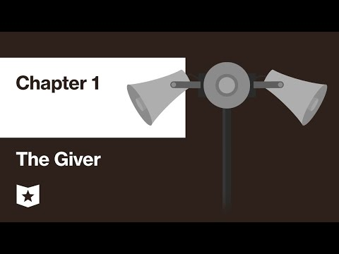 The Giver By Lois Lowry | Chapter 1