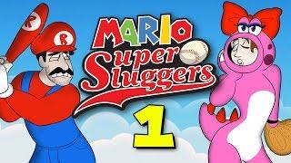 Baixar Mario Super Sluggers [1/2] | SuperMega