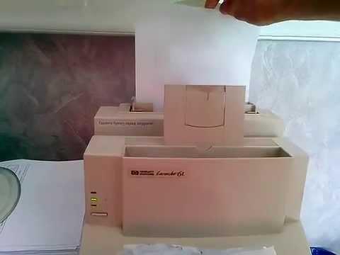 HP LaserJet 6L Лазерный принтер А4