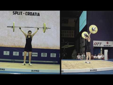 Split Women SE 48kg B group