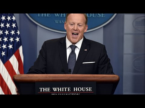 Sean Spicer Calls It Quits As White House Spokesman