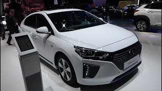 2018 Hyundai Ioniq Plug-in - Exterior and Interior - Geneva Motor Show 2018