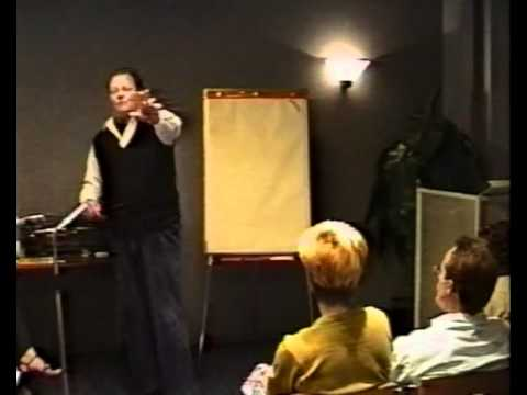 Captain Bill Robertson - Your Dynamics in the Nineties (France) - scientology part 3/3.avi