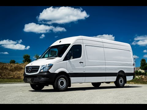 Mercedes Sprinter Worker Vs Ford Transit Comparison