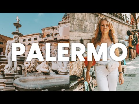 WHAT MY LIFE IS LIKE IN SICILY | Living In My Dream City Palermo