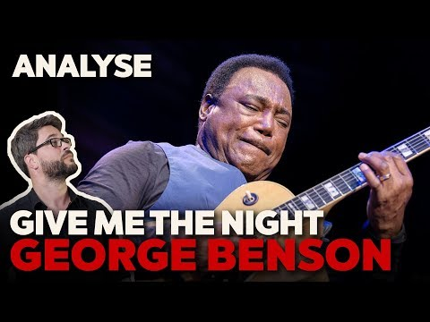 The story of GIVE ME THE NIGHT  GEORGE BENSON