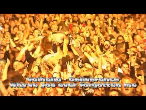 BLIND GUARDIAN - Valhalla / Instrumental with Lyrics ( Karaoke )