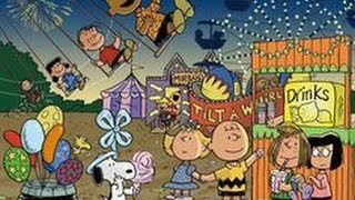 "Peanuts Gang Singing ""Saturday In The Park"" by: Chicago"