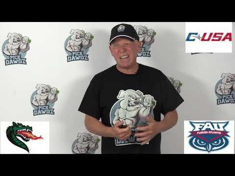FAU vs UAB 12/7/19 Free College Football Pick and Prediction CUSA Championship