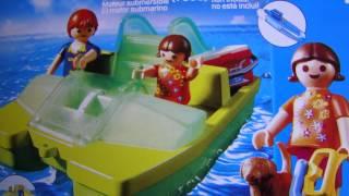 PLAYMOBIL bateau