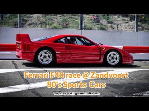 Ferrari Race Zandvoort S Sports Cars