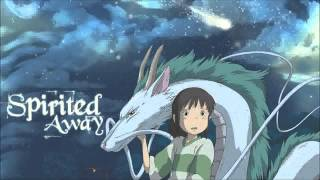 Spirited Away Soundtrack - Always With Me (Itsumo Nando demo)