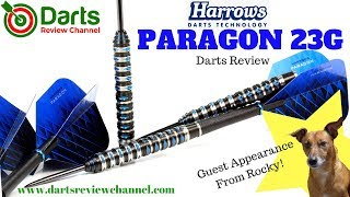harrows Paragon 23g Darts Review