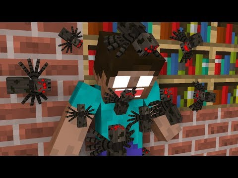 Thumbnail: Monster School: Special Skills - Minecraft Animation