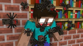 Monster School: Special Skills - Minecraft Animation