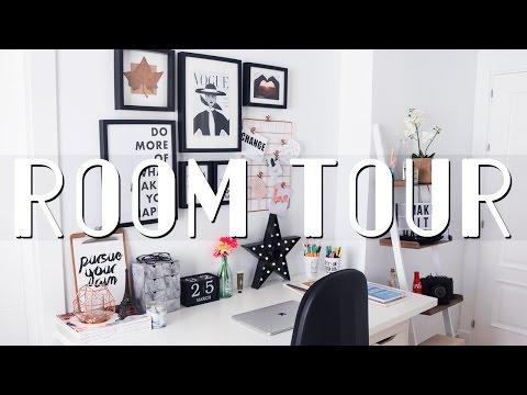 ROOM TOUR + BATHROOM TOUR | Laura Muñoz