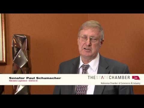 Paul Schumacher - 2013 Nebraska Policy & Issues Summit