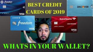 The 4 Bests Credit Cards for 2019 ( CASH BACK & BONUSES) Video