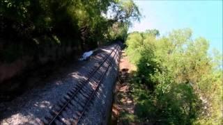 VAS Wraith 27 meets Railroad