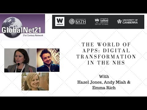 The World of Apps: Digital Transformation In The NHS
