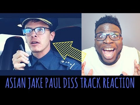 Thumbnail: ASIAN JAKE PAUL (FEAT. BOYINABAND) DISS TRACK REACTION