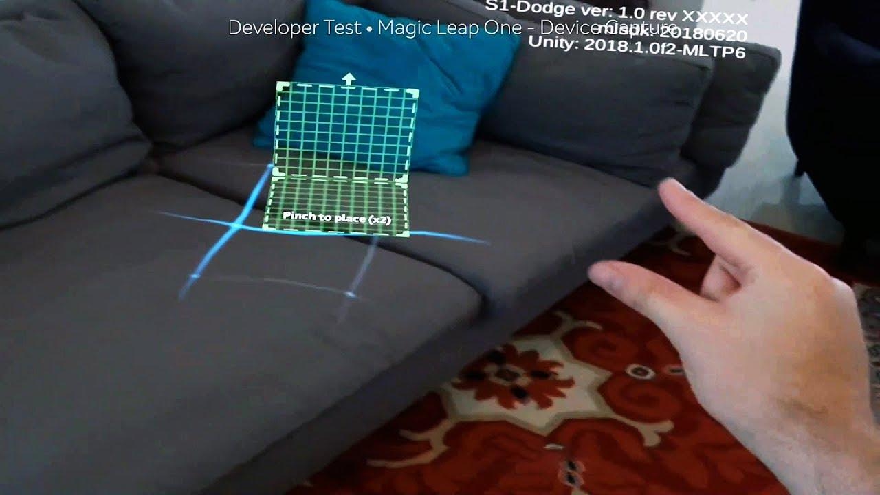 Magic Leap Reveals Developer Demo, Confirms NVIDIA TX2 Hardware