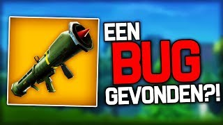EEN BUG MET OF GUIDED MISSILE?! | Fortnite Battle Royale puts Link, Rudi in Joost