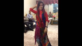 Arabic dance.  At Daniel home in THERAN