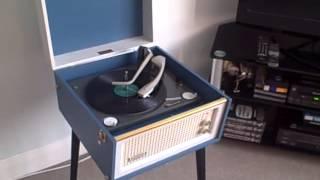 'The' Dansette Bermuda - 'The' Solution! Part 5 'Final Video' 78rpm