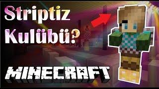 Striptiz Klübü? | Minecraft Diktatör Adası | Bölüm 2