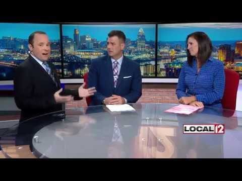 WKRC Local 12 News - Good Morning Cincinnati Saturday - Main Weather - Saturday 11 August 2018