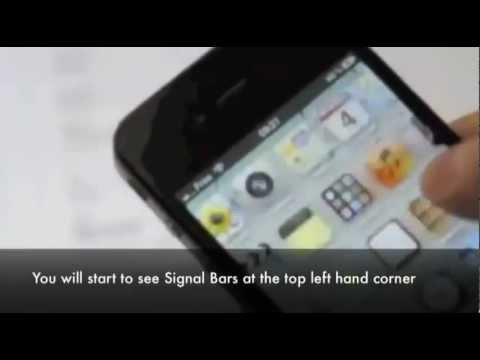 Apple Iphone 4 Unlock Code Free Iphone 4 Unlock Instructions Youtube