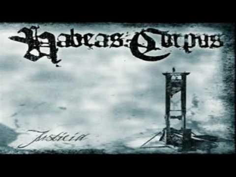 Habeas Corpus - No en mi nombre