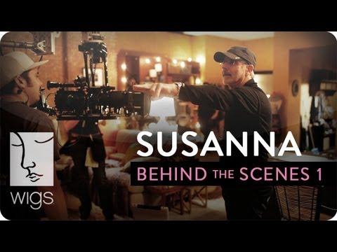 Susanna | Behind the Scenes: Starting with an Image | Feat. Jon Avnet | WIGS
