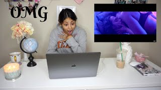 RUSS (DAISY MARQUEZ)- NIGHTTIME (OFFICIAL VIDEO) **REACTION**