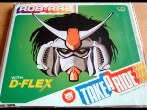 Rob'N'Raz Ft. D-Flex & Dr.Alban - Take A Ride