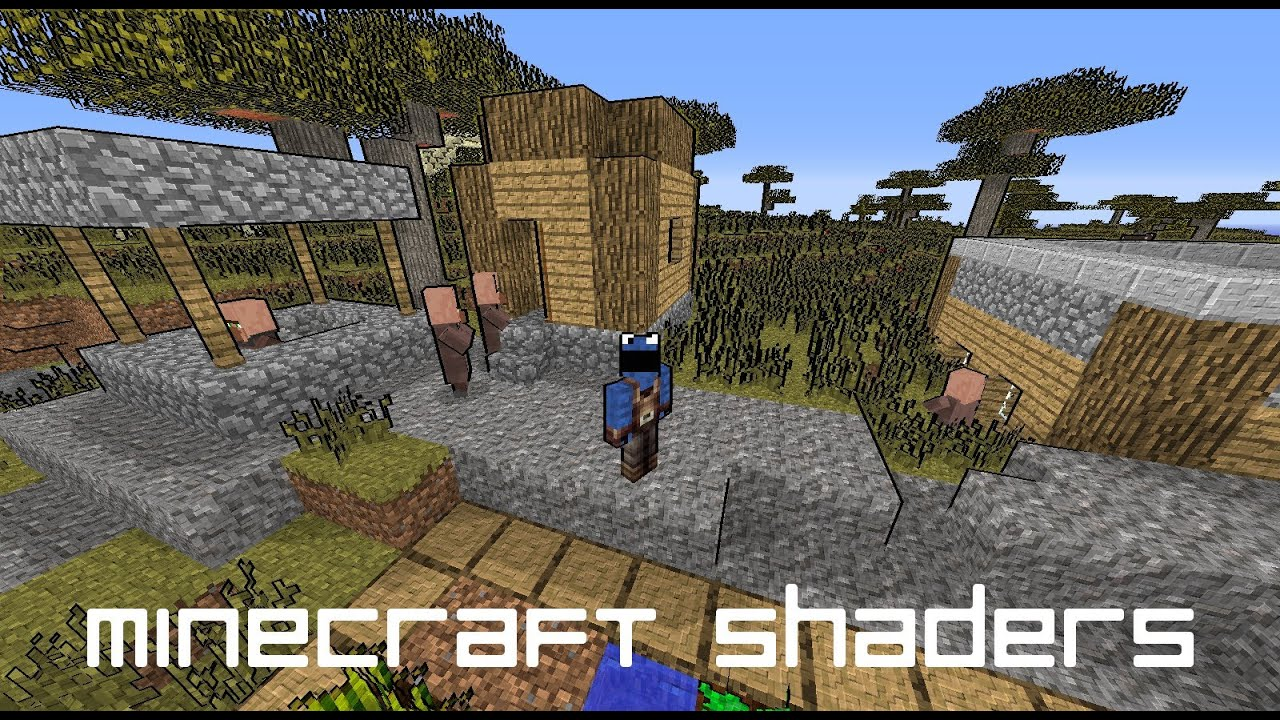 how to download shaders 1.12.2