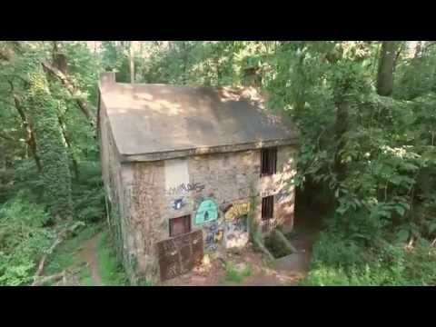 Little Stone House in the Fonthill Woods